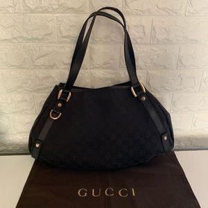 Gucci Sukey Monogram Shoulder Bag